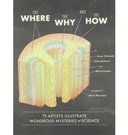 Chronicle Books The Where the Why and the How