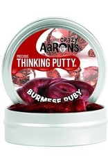 Crazy Aaron's Thinking Putty Burmese Ruby