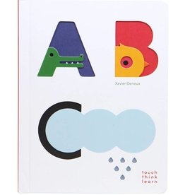 Chronicle Books TouchThinkLearn: ABC