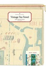 Vintage New York Tea Towel