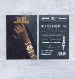 Tattly Tattly Pack Gold Bracelet