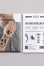 Tattly Tattly Pack Natural Curiosities