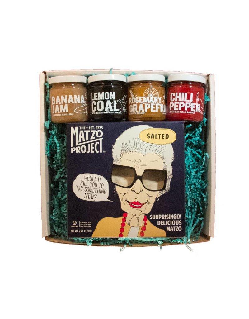 Matzo Jam Box