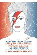 Ingram Publisher David Bowie Coloring Book