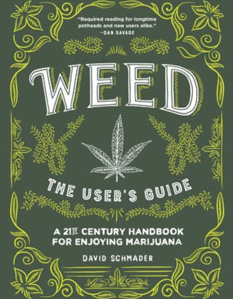 Penguin Random House Weed The User's Guide DNR