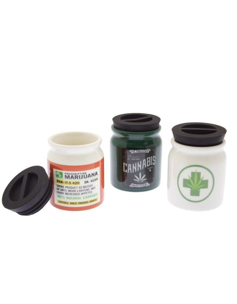 Streamline Stash Jar