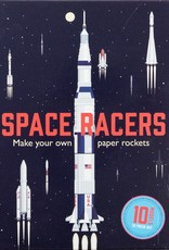 Space Racers Paper Rockets