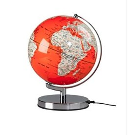 Wild & Wolf Globe Light Orange