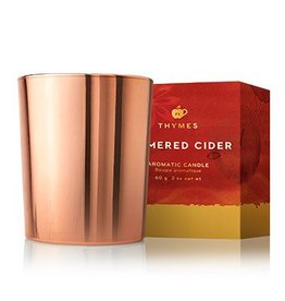 Thymes Simmering Cider Copper Votive