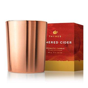 Thymes Simmering Cider  Copper Votive