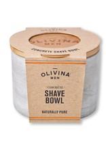 Concrete Shave Bowl