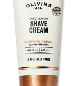 Olivina Men Shave Cream
