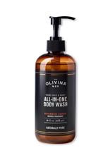 Olivina Men Multi Purpose Body Wash