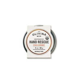 Olivina Men Olivina Hand Salve Cedar and Bergamot