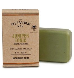 Olivina Men Juniper Tonic Soap Bar