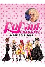RuPaul's Drag Race Paper Doll Book