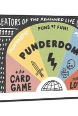 Penguin Random House Punderdome