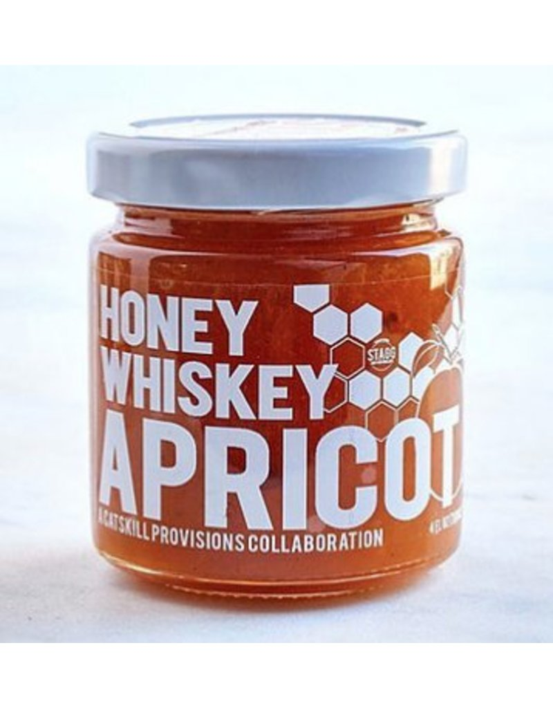 recipe: apricot jam salsa [18]