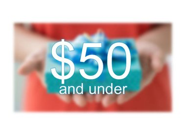 Gift $50 and under