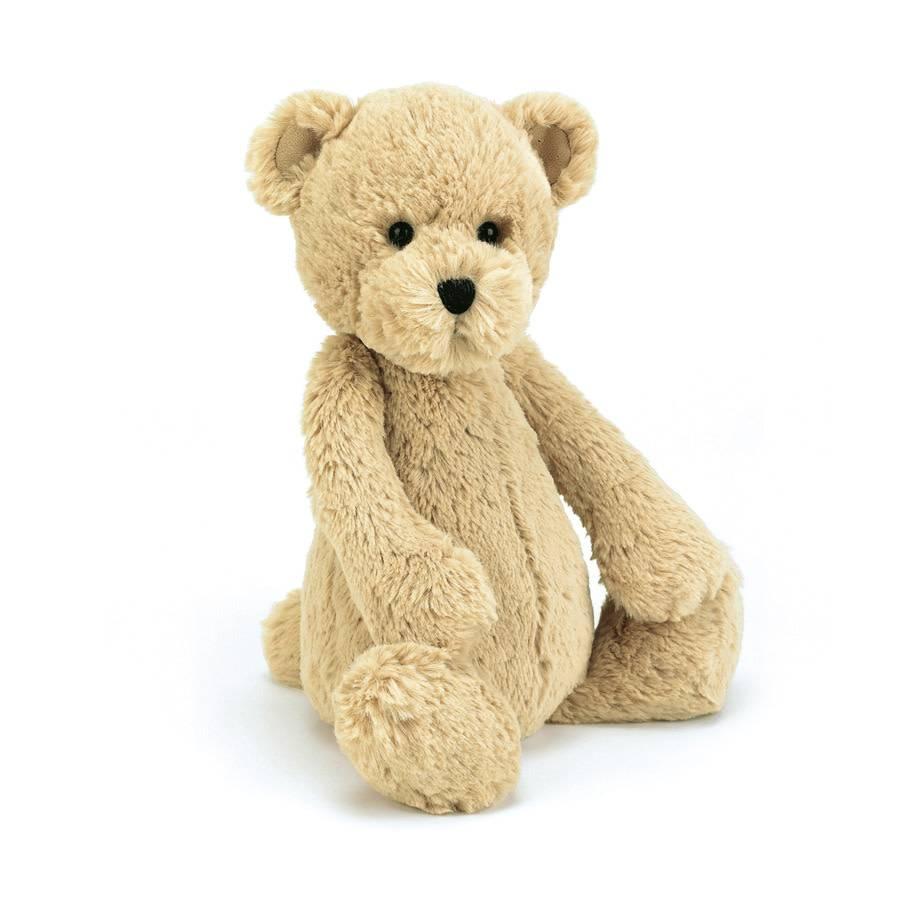 Jellycat Bashful Bear Honey Small