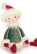 "Jellycat Leffy Elf - Medium (14"")"