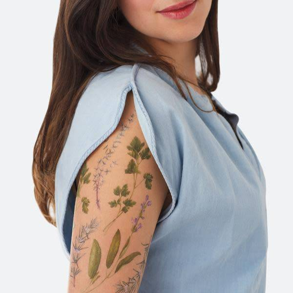 Tattly Tattly Pack Herb & Scented