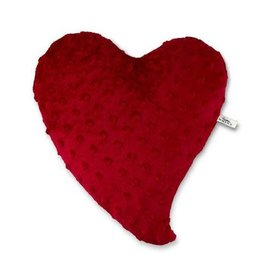 Heart Warmer Pillow Red Small