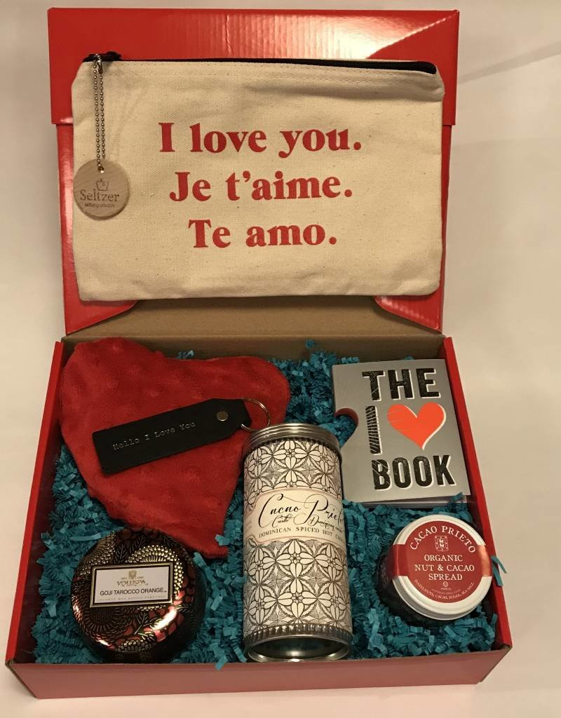Valentine's Gift Box For Her