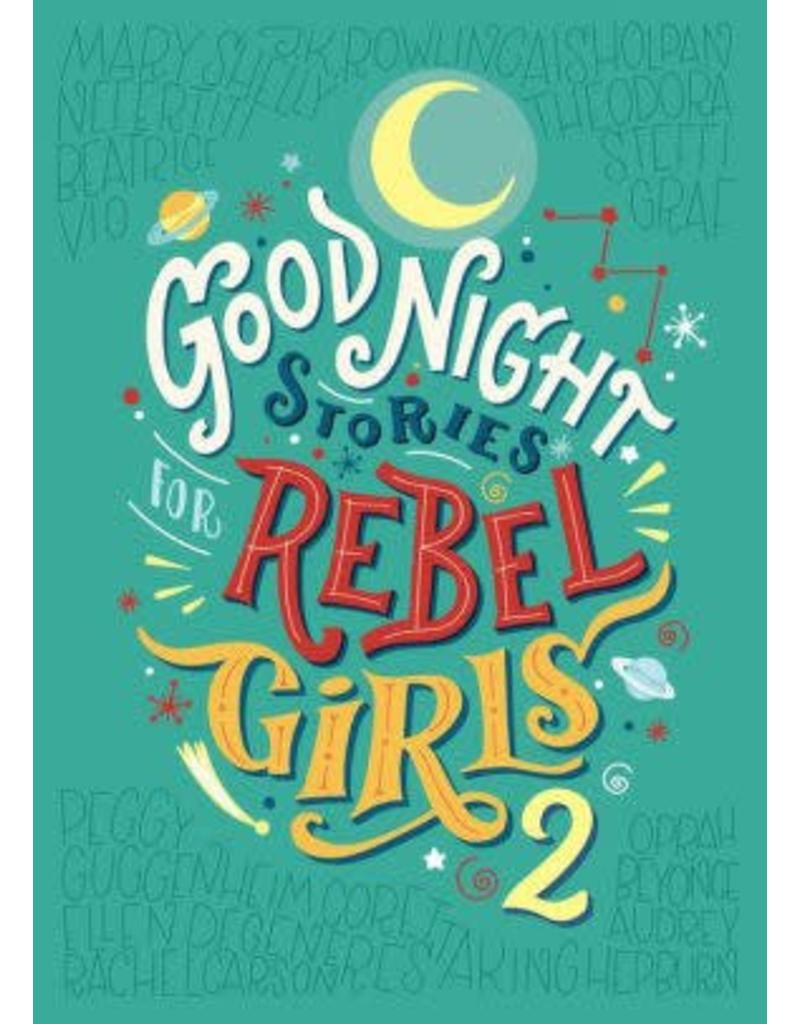 Good Night Stories For Rebel Girls Volume 2 - Exit9 Gift Emporium