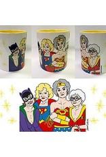 Golden Heros Mug