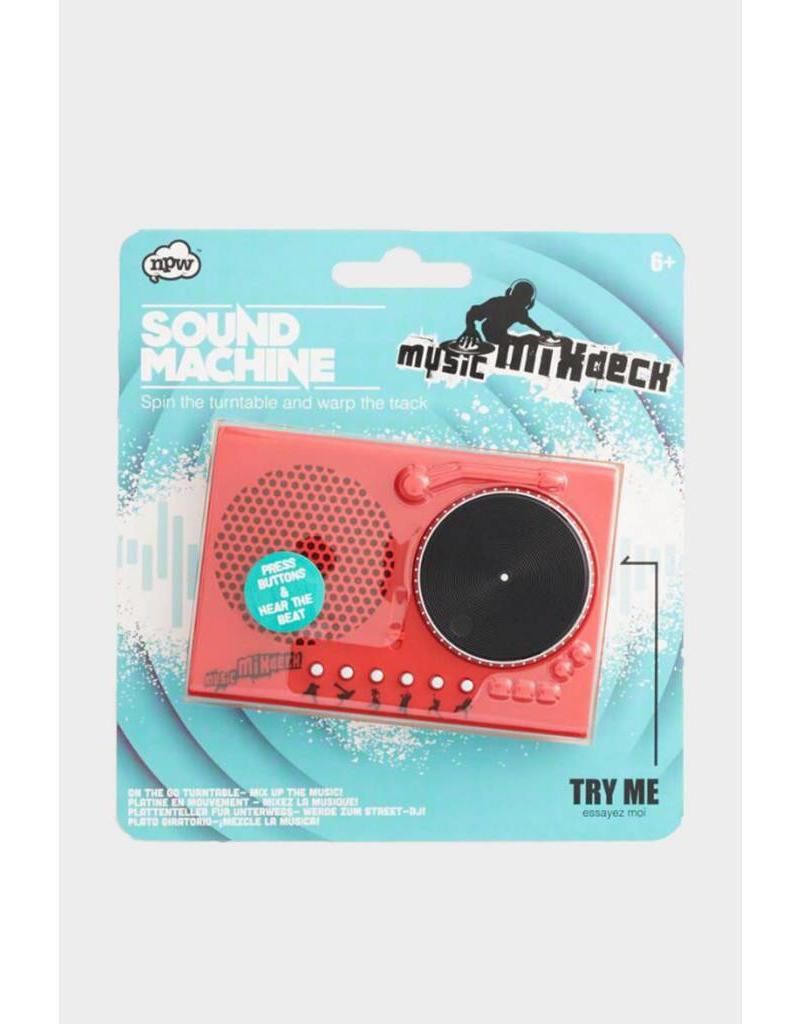 NPW Sound Machine - Music Mix Deck