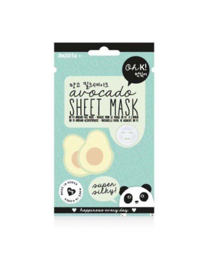 NPW Oh K Sheet Mask Avocado