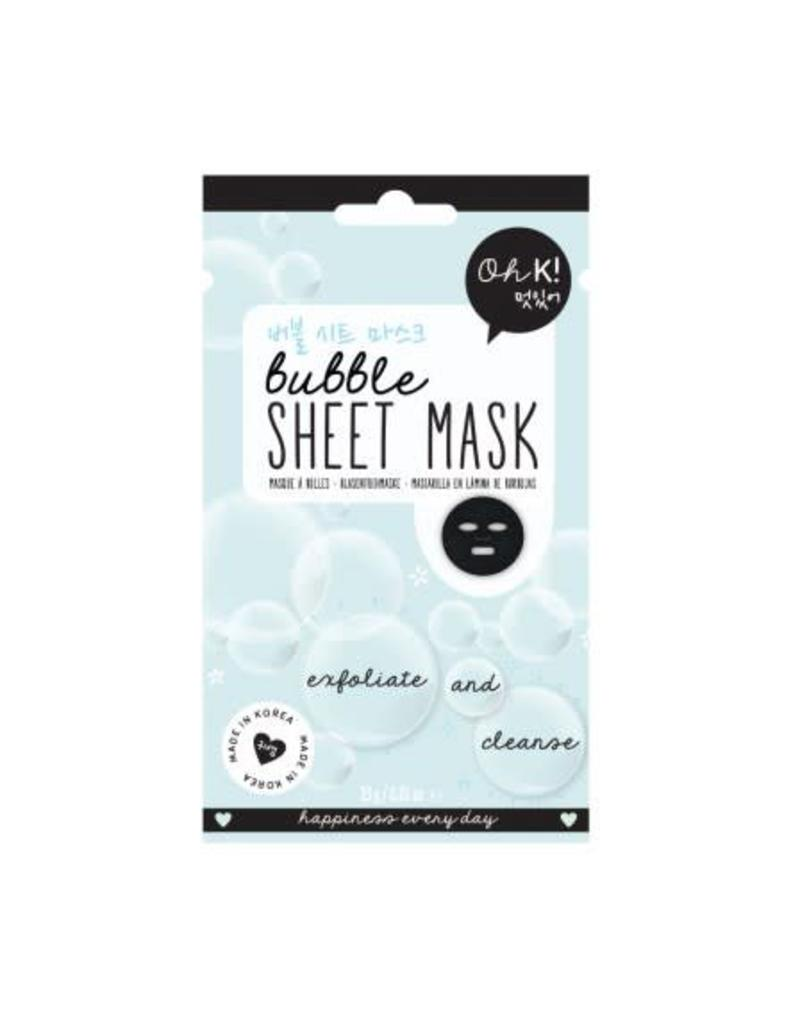 NPW Oh K Bubble Sheet Mask