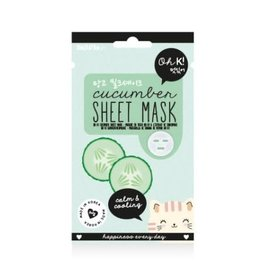 NPW Oh K! Cucumber Sheet Mask