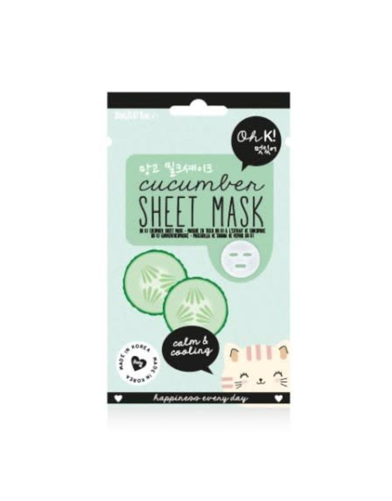 NPW Oh K Cucumber Sheet Mask