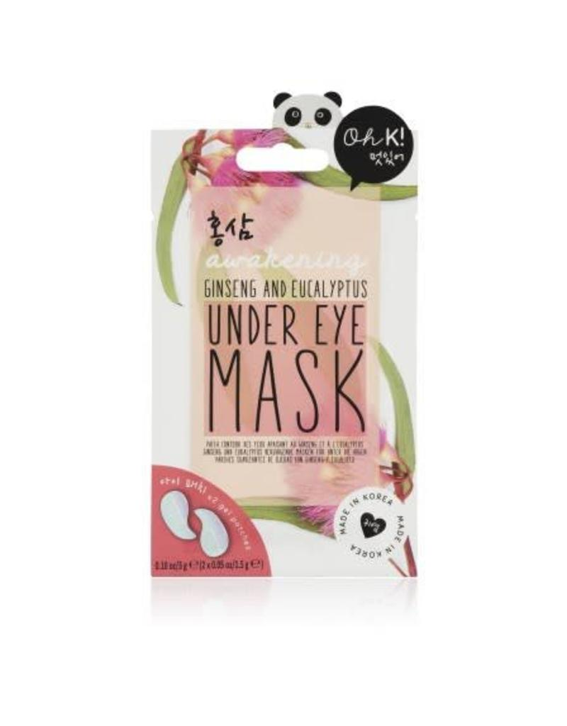 NPW Oh K! Ginseg & Eucalyptus Mask