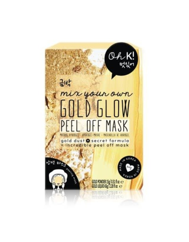 Oh K! Gold Dust Peel Off Mask
