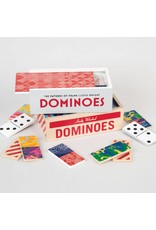Frank Lloyd Wright Dominoes Set