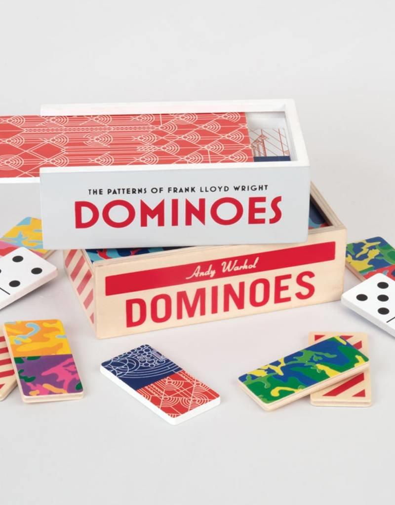 Frank Lloyd Wright Dominoes Set