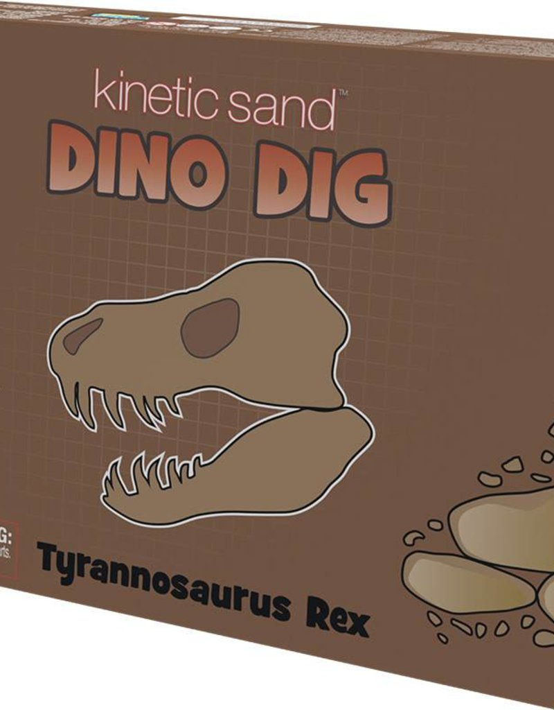 Kinetic Sand Dino Dig T-Rex