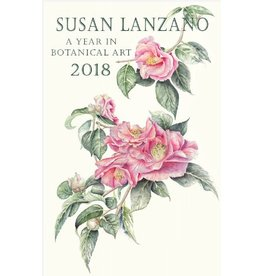 Botanical Art Wall Calendar