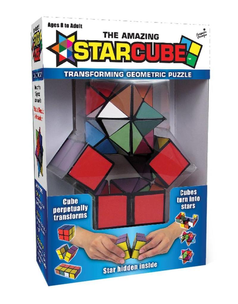 Star Cube Geo Puzzle