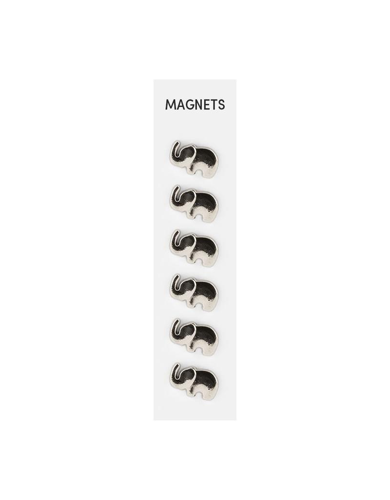 THREE BY THREE Elephant Magnet