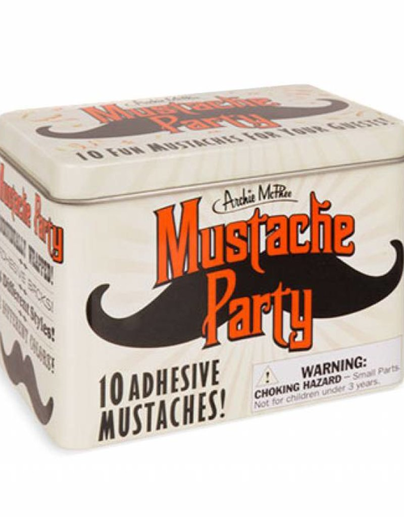 Accoutrements Mustache Party
