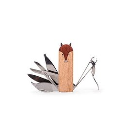 Fox Shaped Manicure Set