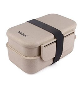 Minimal Stackable Bento Box