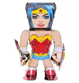 Metal  Wonder Woman Figurine