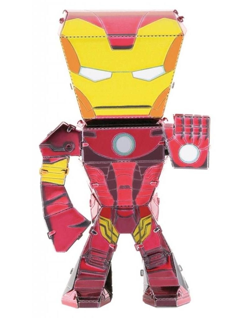 Metal Iron Man Figurine