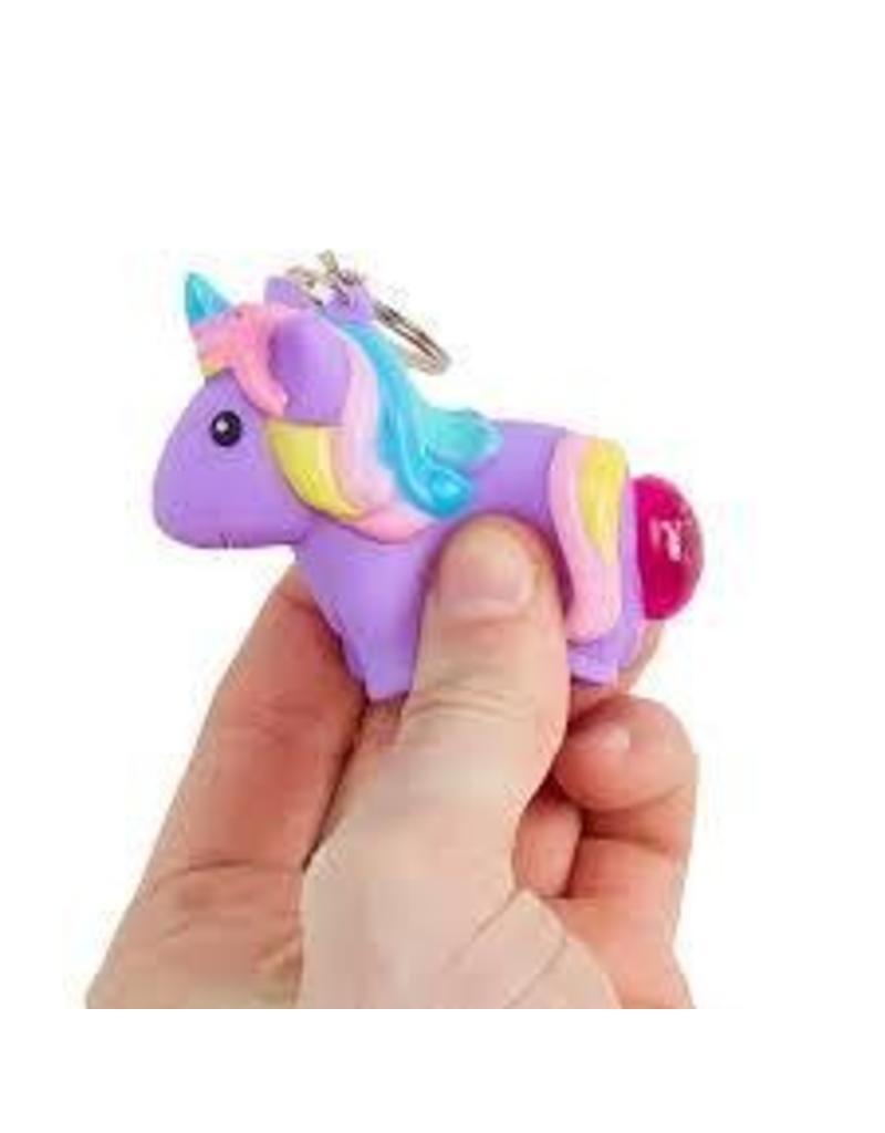 Poopoo Unicorn Keychain