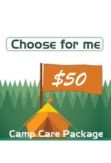 Choose For Me Camp Package $50